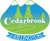 Cedarbrook at Killington Logo